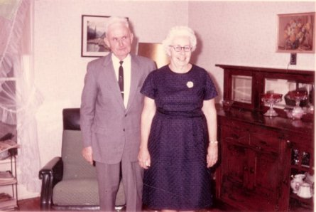 Lowell and Mabel Sibert