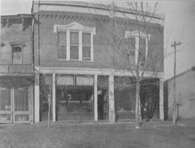 Photo of bank, 209 N. Capitol Ave.