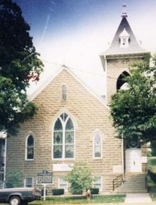 Anna M Applegate Presbyterian Church, Corydon
