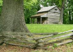 Battle of Corydon cabin