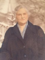 Grace Daniel Applegate, about 1950