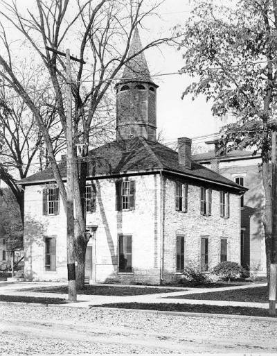 Corydon Capitol, 1916