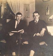 John Carlton Daniel about 1912
