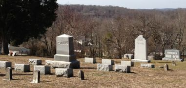 Daniel stone, Cedar Hill