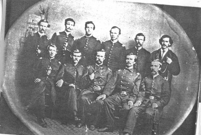 Company C, 81st Regiment, Indiana Infantry, Civil War