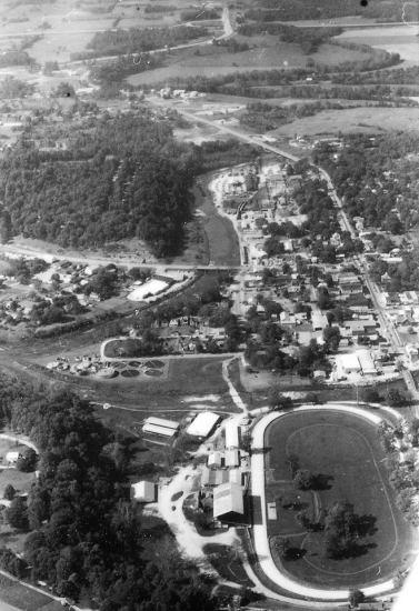 Corydon aerial view
