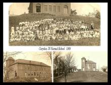 Corydon school, 1909