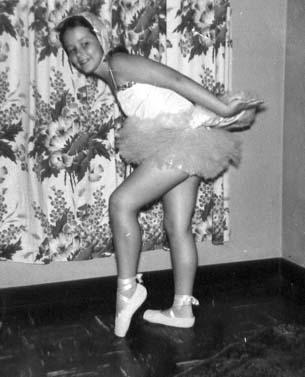 Dee Ann Patten, St. Louis, 1957