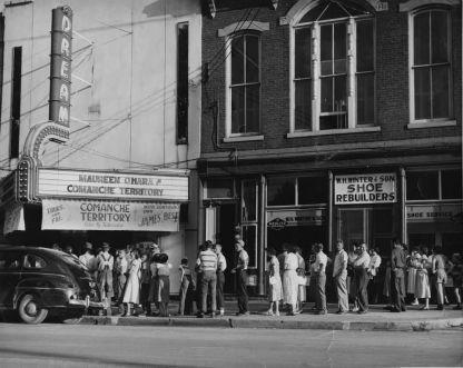 Dream Theatre, 1950