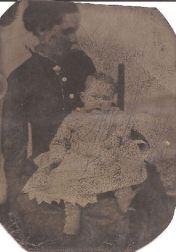 Fredrica and Grace Daniel 1878