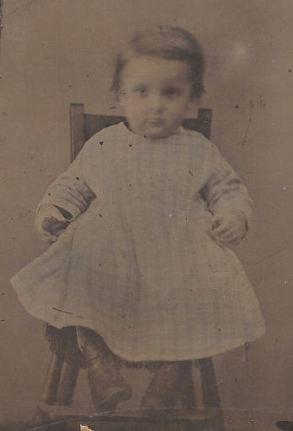 Fredrica Martin Daniel, age 3 (1855-1940)