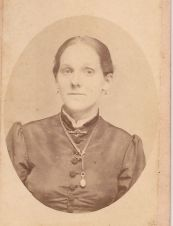 Fredrica Martin Daniel (1855-1940), wife of Dr. William Daniel and mother of Grace Daniel Applegate.
