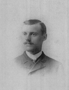 Dr. George Frederick Martin 1859-1939, brother of Fredrica Martin Daniel
