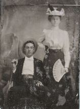 George William Applegate and Grace Daniel Applegate