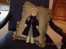 Grace Daniel doll