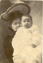 Grace Daniel and Ted Applegate 1903