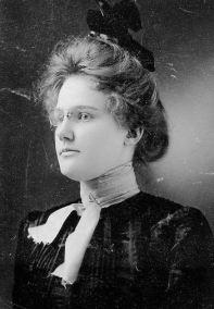 Grace Daniel Applegate, mid_20s (1877-1957)