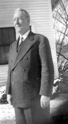 Geo Wm Applegate II (Papa), age 72