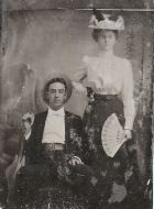 George William Applegate II and Grace Daniel Applegate