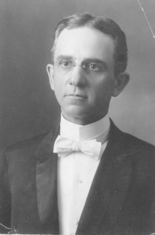 Hiram Buck Patten, Attorney, brother of VC Patten