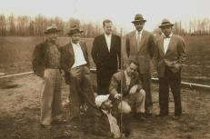The beginnings of Corydon Country Club, about 1950