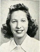 Janice Applegate, 1944.