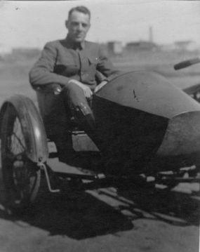 J. Carleton Daniel, about 1918