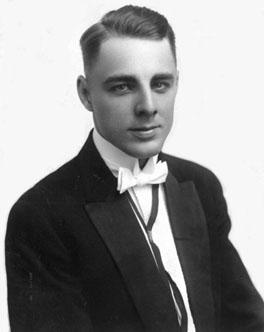 John Carlton Daniel apx 30yrs (1891-1981), brother of Grace Daniel Applegate