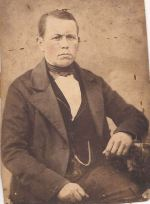Jacob (Jake) Martin of Germany, uncle of Frederick Martin
