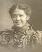 Julia Ann Gordon, Jan. 5, 1898