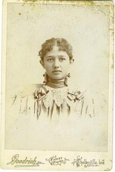 Julia Ann Gordon 1882-1921