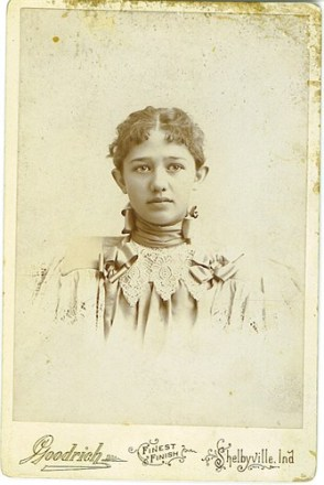 Julia Ann Gordon 1882-1921