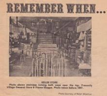 Keller store, 1895