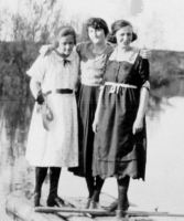 Maggie Patten on left