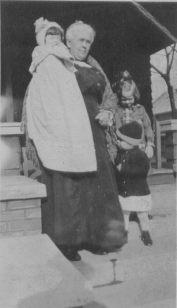 Margaret Hoffman Gordon and some grandkids
