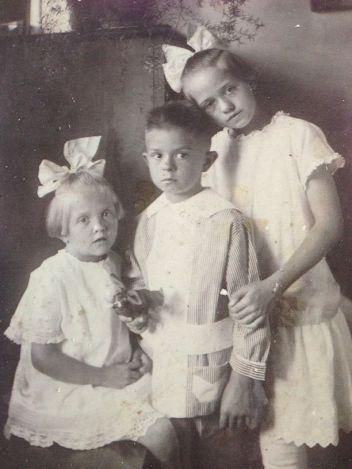 Marian, Bill, Maggie Patten