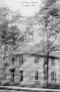 Old State Capitol, Corydon