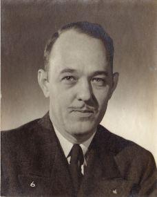 Uncle Pud (G. W. Applegate III, 1900-1973), son of Grace Daniel Applegate