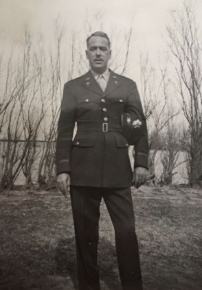 Ted Applegate, 1945