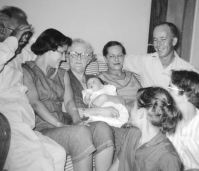 Ted, Ann, Bobbie, Pete, Maggie, Larry, Barb, Rica_1955