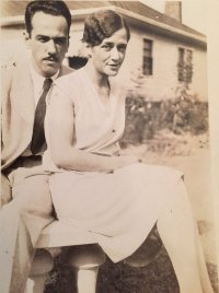Ted and Maggie, 1928