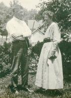Vernon Cole Patten (Patty Doc) and Julia Gordon Patten, apx 1910