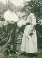 Vernon Cole Patten (Patty Doc) and Julia Gordon Patten, apx 1910