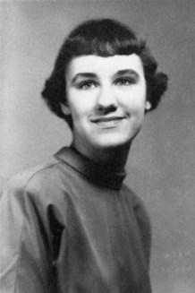 Ann, about 1950