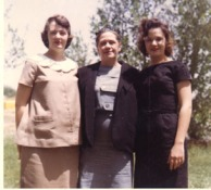 Grace (and Jane), Maggie, Barb, 1960