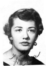 Grace, 1955
