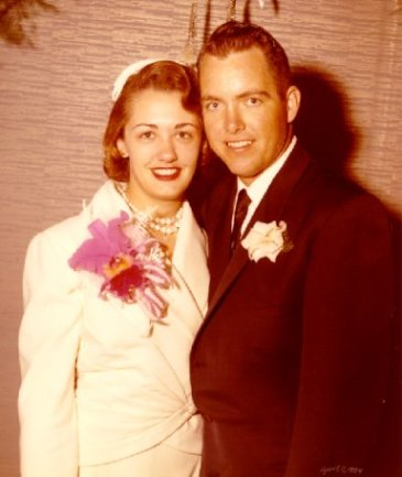 Grace and Richard, April 11, 1959