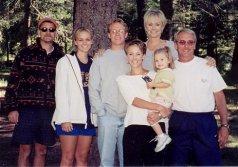 Julie's family, 2001