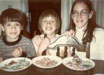 Bill, John, Theresa, Dec., 15, 1974
