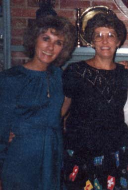 Rica and Grace, 1987
